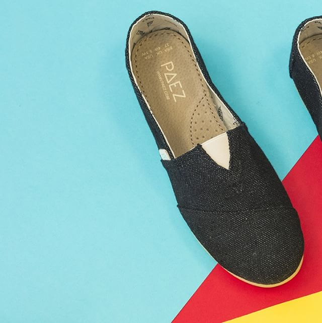 Black to Basics Original Combi Black http://bit.ly/2biqZlO #paez #paezshoes #paezwelove paez.com / paez.com.ar