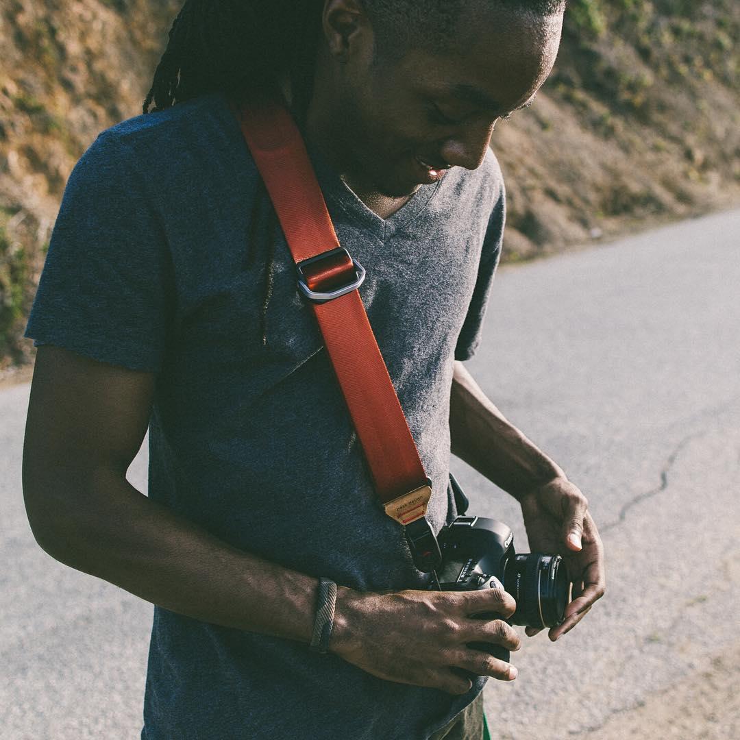 Slide Summit Edition, the strap your camera deserves. #findyourpeak