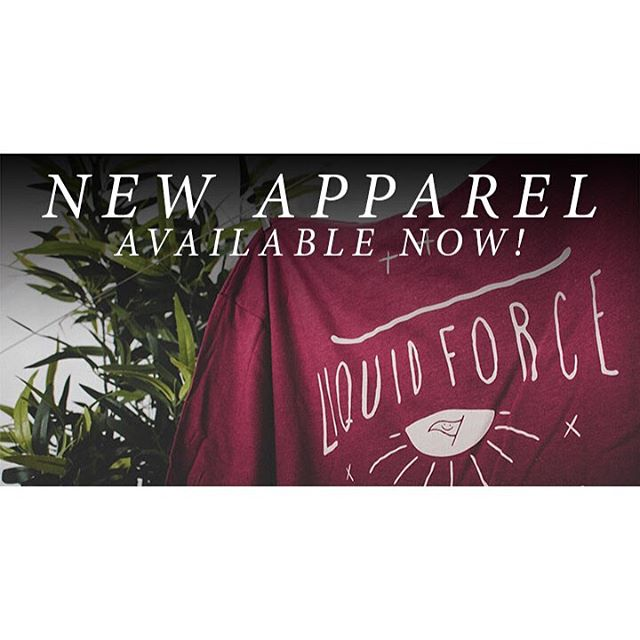 Liquid Force apparel has a new look, tune in and check it out @ LiquidForceApparel.com