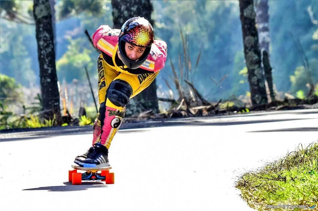 Sunny downhill con @sabrinaambrosibordo  #Downhill #MachbusterNK #dominalasmontañas