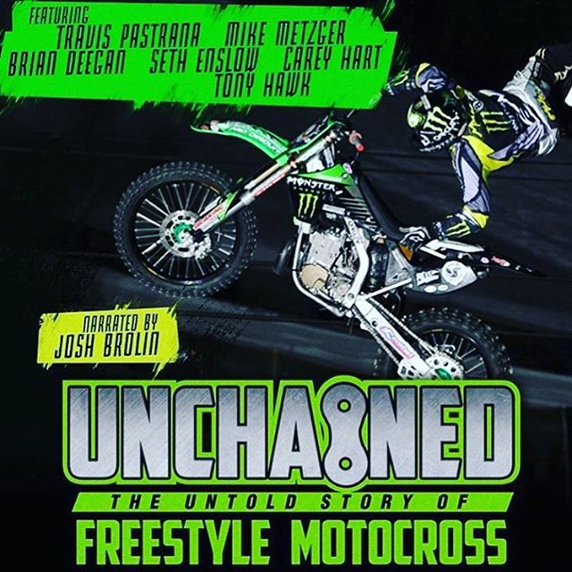 This is a must see!!! Check it out on Vimeo on demand !! The history of #FMX ! And the entire action sports movement we blew up