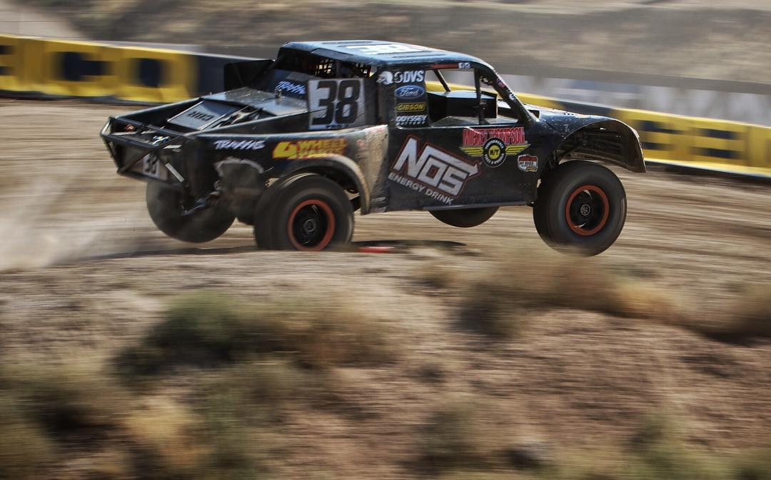 Long weekend in Reno. Time to get the truck dialed in for my favorite track. Lake Elsinore