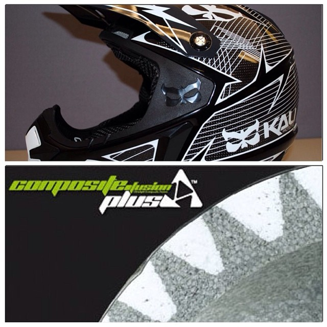 If you weren't convinced to go Kali before, maybe this will change your mind. @Thumpertalk calls out Kali as one of only two brands that are filling the need for moving technology forward! #kaliprotectives #pranacarbon #compositefusionplus #thumpertalk...