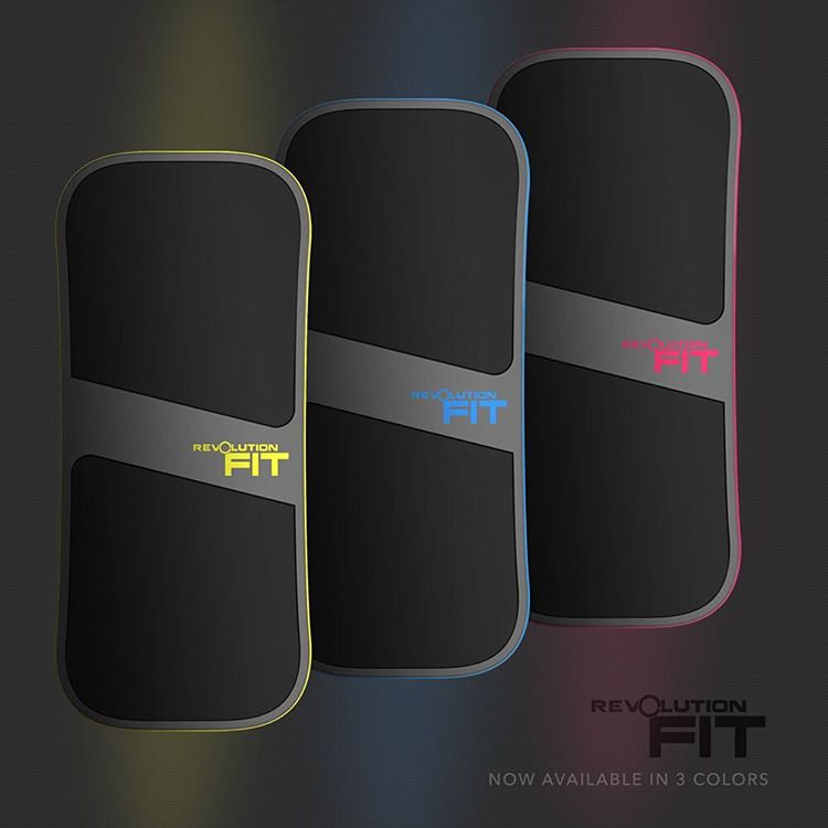 Check out the color options for the FIT balance board, then go follow @revbalance_fitness