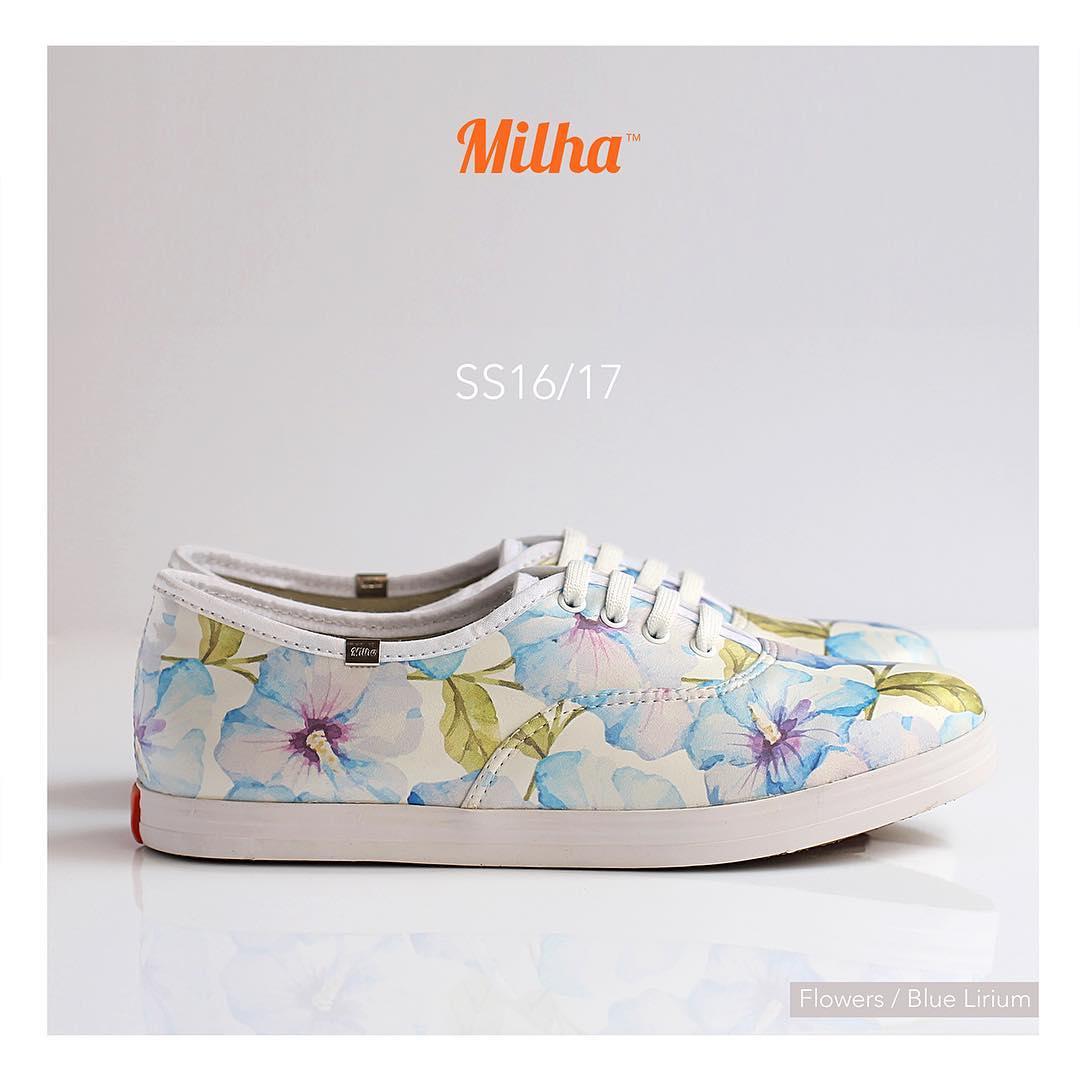 Más de la próxima temporada SS16/17... ya pronto abriremos el Milha™ Soho Store (Gorriti 4864). #walking_on_Milha #milha #milhasoho