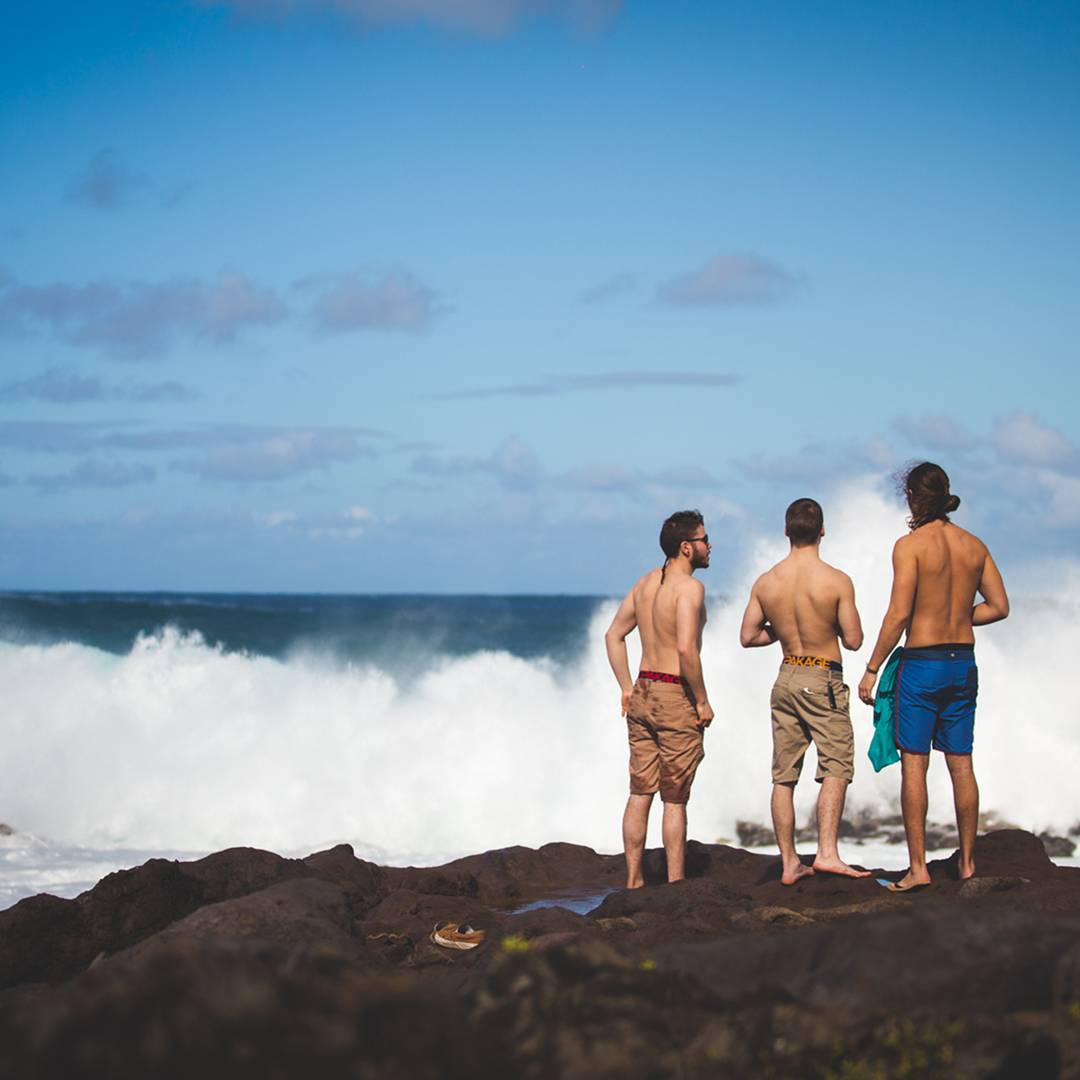 Only 2 week's left of #PermissionToPlay. Weekly winners receive 5 pairs of MyPakage underwear and are entered for a chance to win a surf trip to Costa Rica with @beachtravellers. Also tons of other prizes from our friends at @spyoptic, @peoplefootwear...