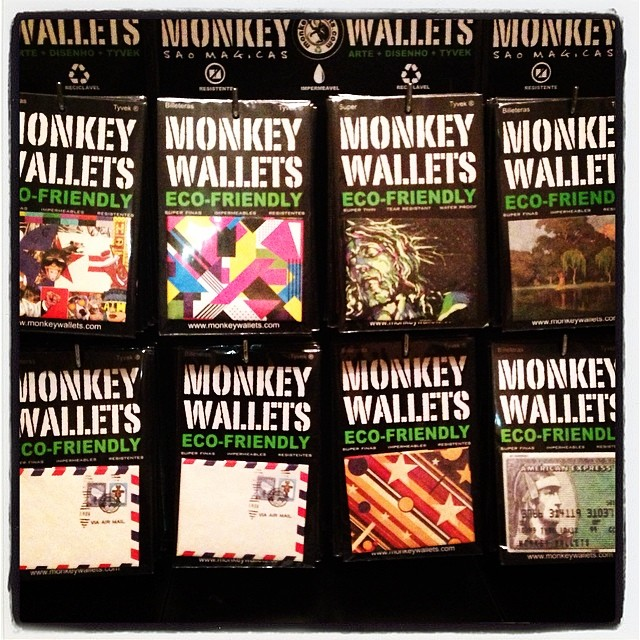 #display #monkeywallets #tyvek #somostodosmacacos @monkeywallets #billeteras #bolsas #fundas