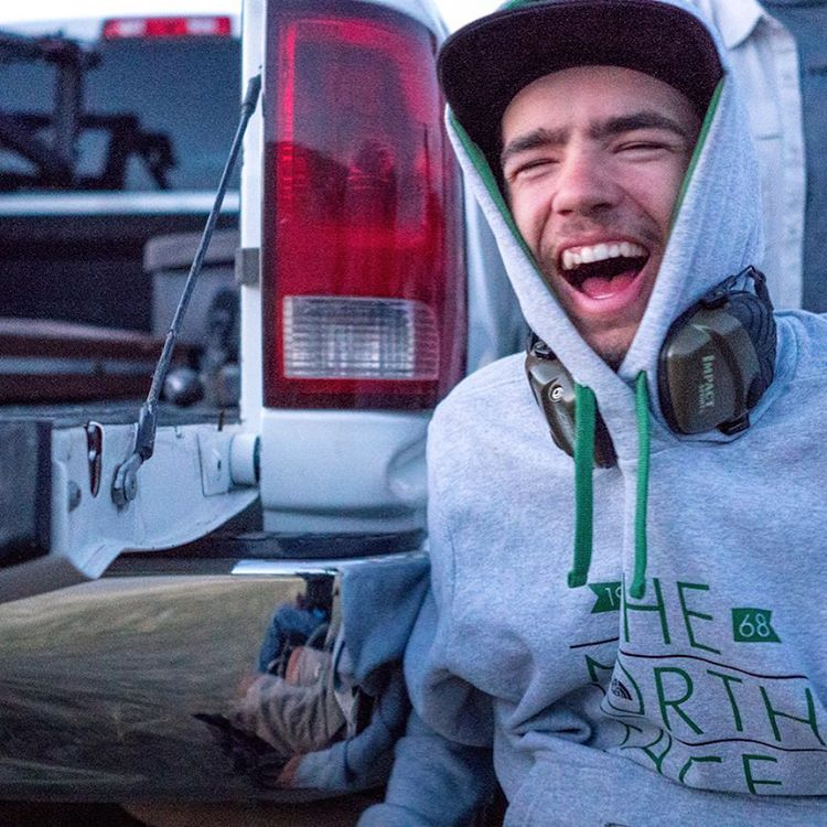 Smile like Tim Burr (@bimturr) and it will make this hump day just another day of the week #fivesfish