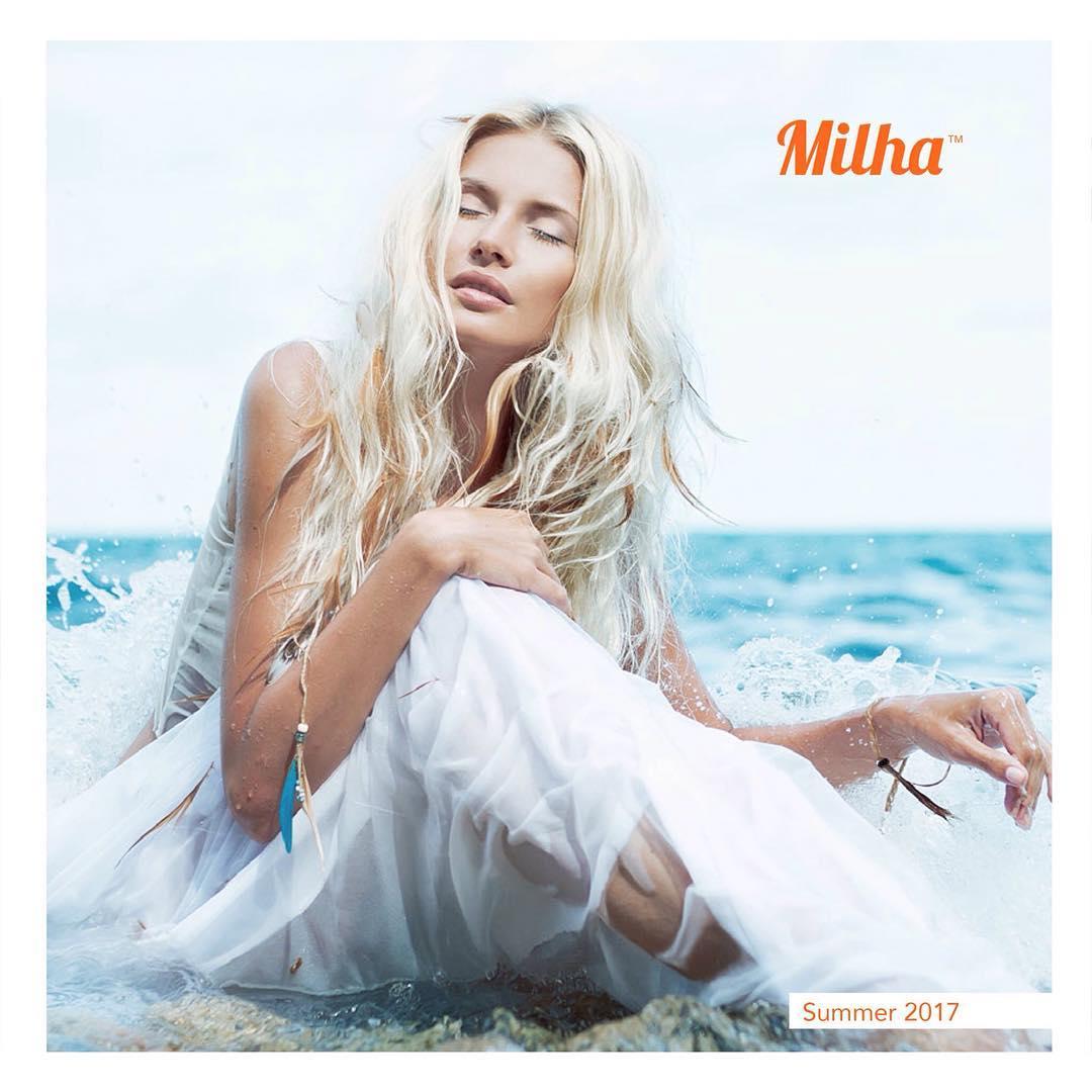 Campaña Milha™ Verano 2017. Disfrútala.... #milhasoho #milha #summer