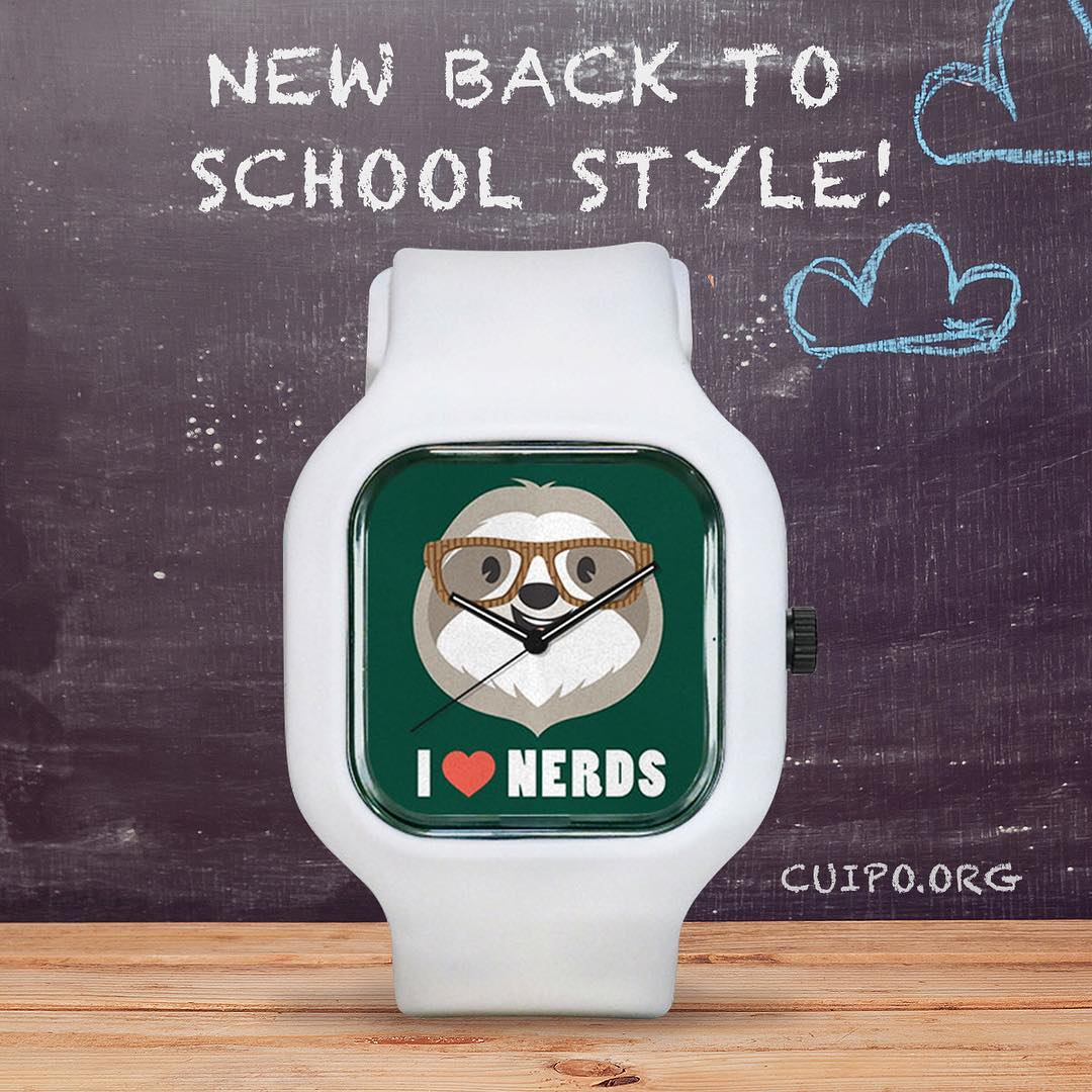 We're geeking out over our latest @ModifyWatches X #Cuipo design