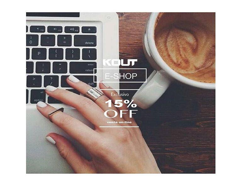 ¿Todavía no conoces nuestra tienda online? Ahora irte de shopping es mas fácil que nunca!  Ingresa a ✔ http://shop.koutjeans.com.ar y conoce toda nuestra #coleccion ▶ Compra desde la comodidad de tu #casa y aprovecha todas las #promos que tenemos para...
