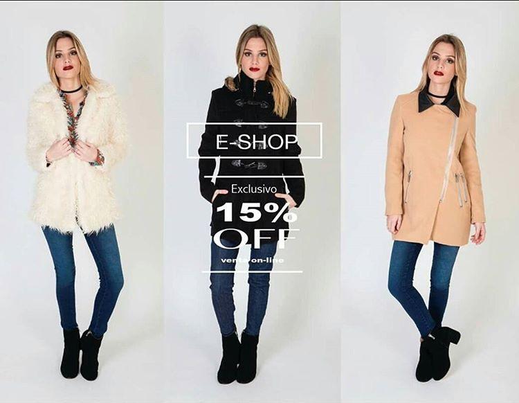 ¿Cual te gusta mas? Vení a conocer nuestros diseños de #abrigos para #mujer y enamorate del tuyo!  Ingresa a nuestra tienda online a través del siguiente link