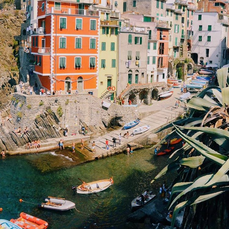 There's no other place on Earth like Cinque Terre