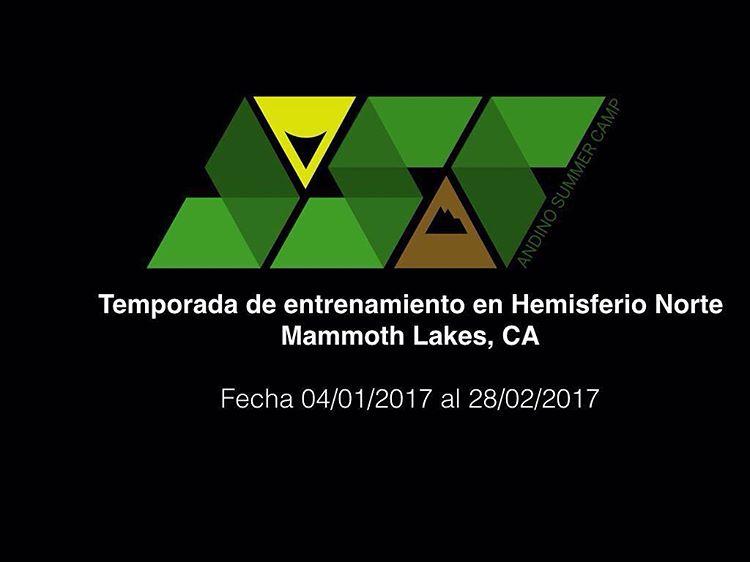 Estas a tiempo para anotarte! Verano de entrenamiento en Mammoth!!, mucho snowboard y freestyle! Más info consultar nicofuentes_1@hotmail.com, jpbucchioni@hotmail.com. @andinosummercamps @juanpib