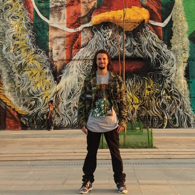 @mauricionavaskt no estilo com o kit #rootsculture