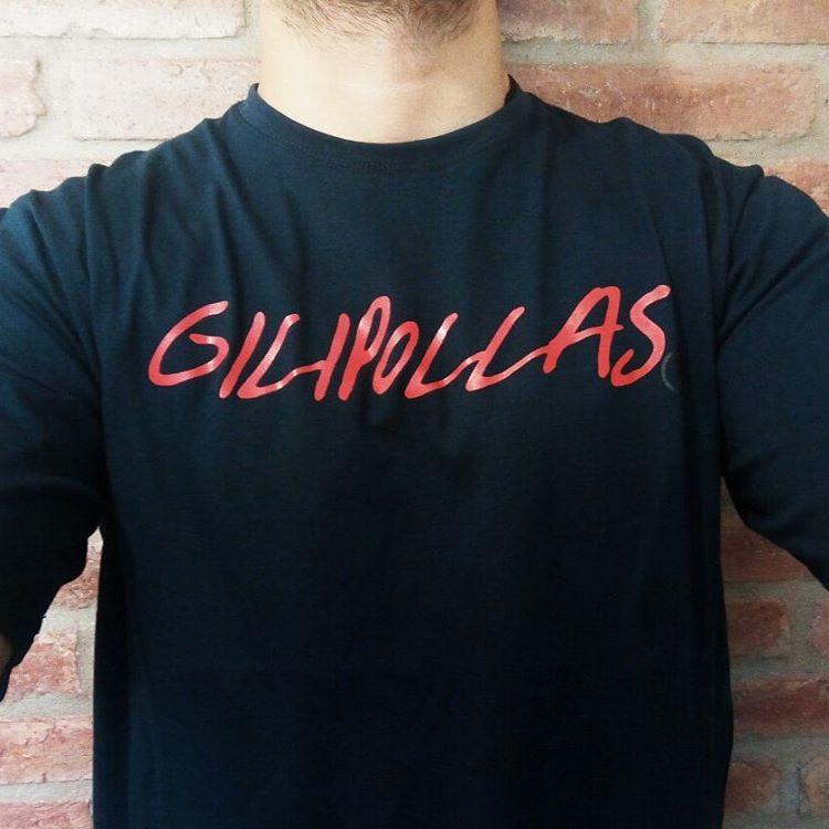 Ya podés empezar a reservar tus remeras GILIPOLLAS ®