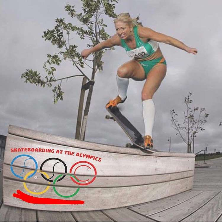 So now everyone's had some time to fully digest the announcement of skateboarding being in the 2020 olympics. What're your guys's opinions?! All we hope is that it positively impacts the skateboarding industry and our awesome community!...