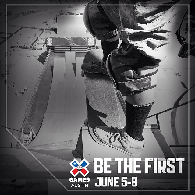 Let the one-month countdown begin! Four weeks until we are LIVE at #XGamesAustin. What are you looking forward to most?