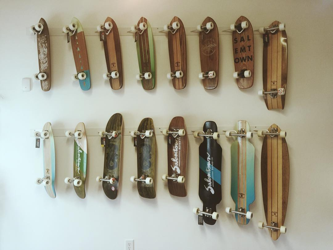 Board wall is full. Come get a Classic Cruiser now that it's coolin down.