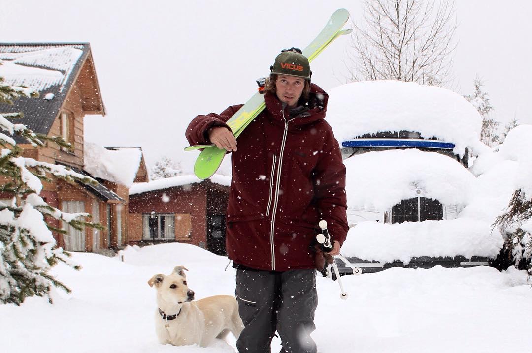 Aprovechamos este paquete de nieve y sacamos las tablas! ⚡️