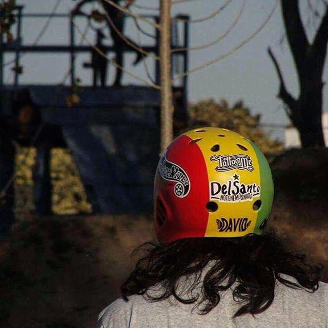 Lo conoces ?  El es @manifiesto_bmx  Nuestro nuevo gran amigo gracias por ser parte de la esto  #bmx #dirt #manifiesto  #delsanto  #argentina