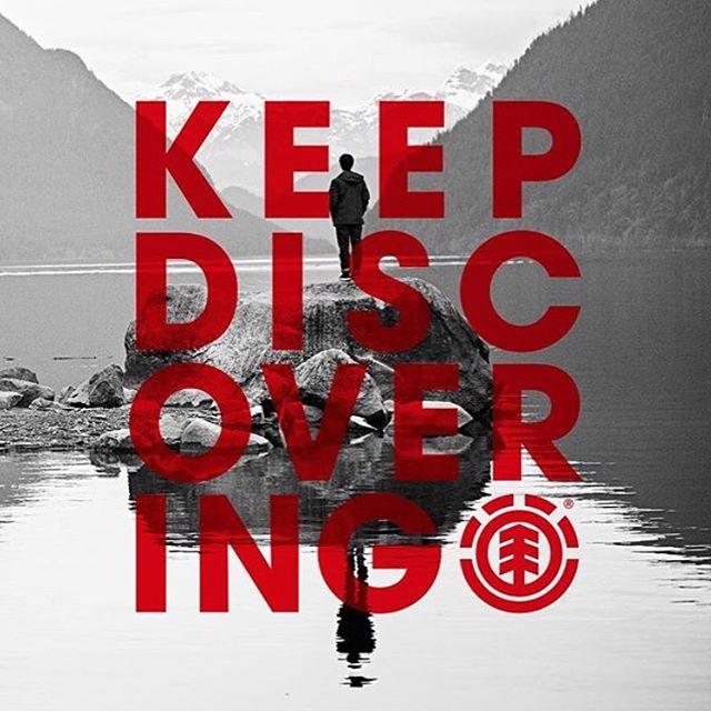 @NassimGuammaz Vancouver, BC #ElementKeepDiscovering #ElementFall16