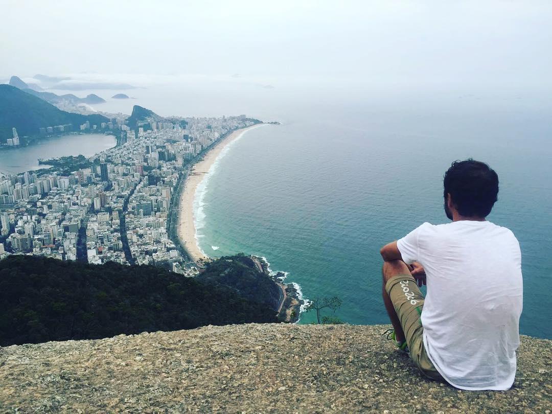 #Rio2016 #Olympics #morrodoisirmãos #errejota