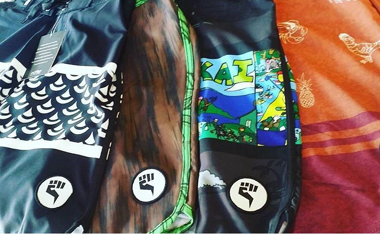 "The summer lineup. Didn't grab your pair of our noRep x @sustainablecoastlineshawaii x @aaroncharart boardshorts? Head over to @thesurfjack tonight where they will be available for purchase during a showing of ""A Brokedown Melody"" from 7-11 PM. Check..."