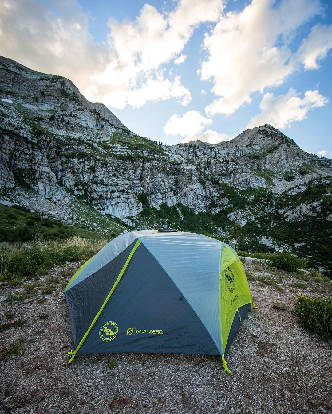 Meet the Krumholtz UL2 Solar Ready™ tent from @bigagnes_ Seamlessly integrated into the Krumholtz UL2 tent is water resistant Goal Zero Technology which includes a Nomad 7 Solar Panel, fan, lantern, and Flip 20 battery. Charge your USB/12V devices or...