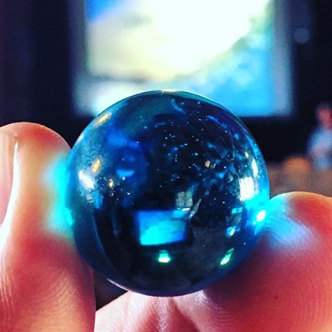 This #BlueMarble is the #sea of your mind, and our good buddy @wallacejnichols is putting his cranium to work -- uncovering how our deeper connection to water makes our brain tick , and can improve our #DeepBlue lives.