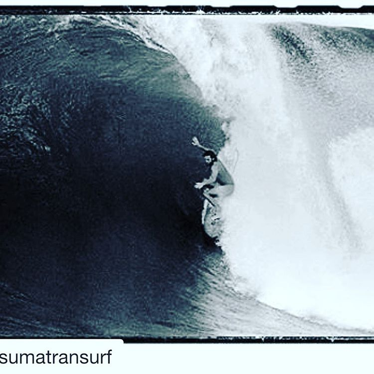 #Repost @sumatransurf ・・・ Photo