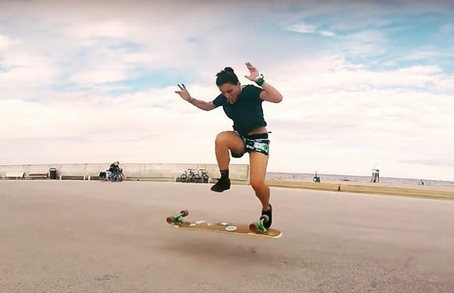 Go to longboardgirlscrew.com to check out a little edit from our friends in Italy and their crew @lgc_thenorth!  We love these videos of the crews around the world getting stoked, learning and just being together. Keep up the good work,...