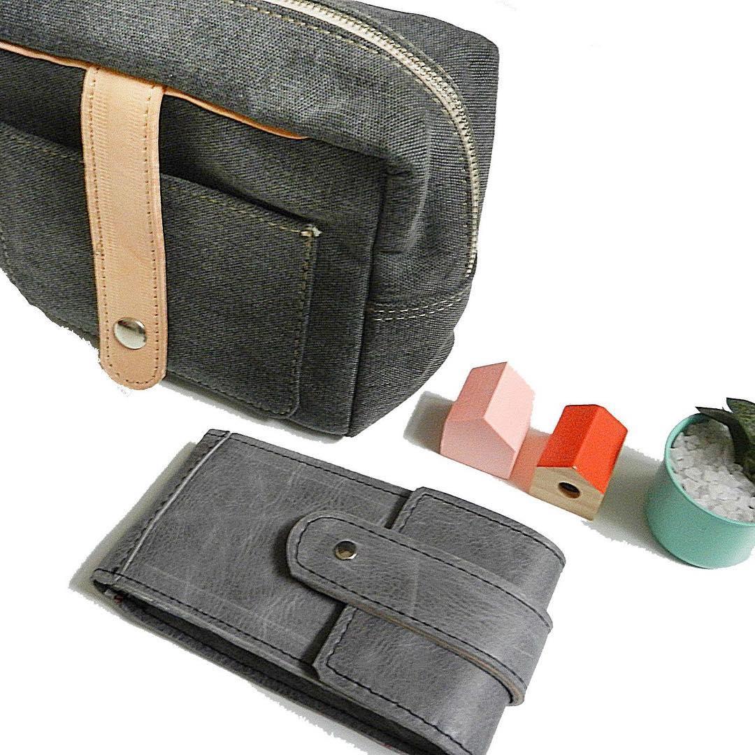 Bolso + porta lentes, celu ! Combos en nuestra tienda on line! #industriaargentina #diseño #lether #design #hechoamano