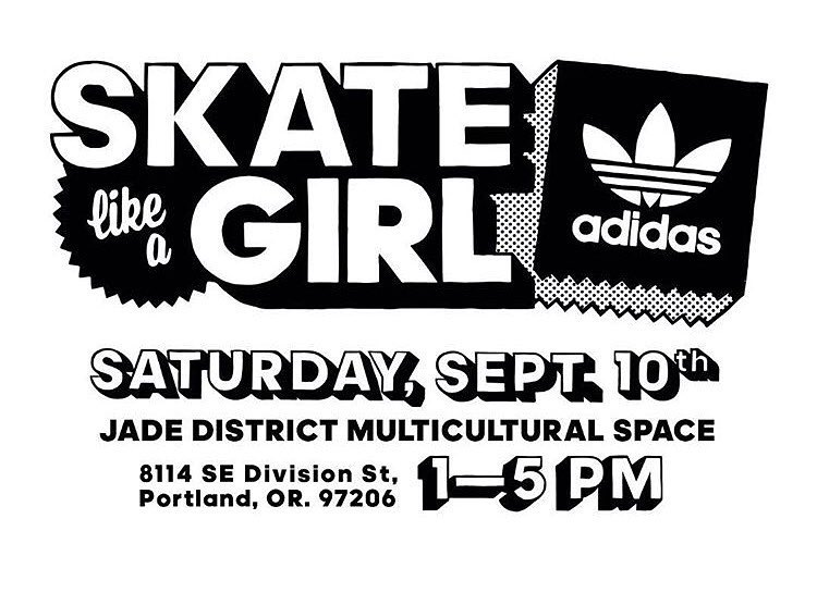Our friends @skatelikeagirlpdx are celebrating 3 years of solid programming! In recognition of this milestone, Adidas has teamed up with Skate Like a Girl for the #3StripesFor3Years campaign. In exchange for each qualifying donation, you get a fresh...