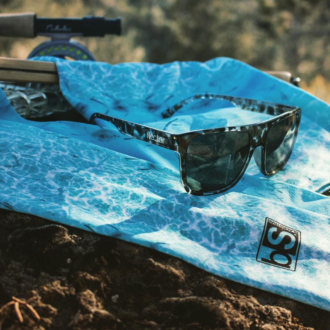Win a pair of sunnies and @blackstrap_inc! Comment a friend who likes to get outdoors and follow @blackstrap_inc. Winner will get product of their choice! We pick Friday at 12 || #contest #nectarlife #truefreedom