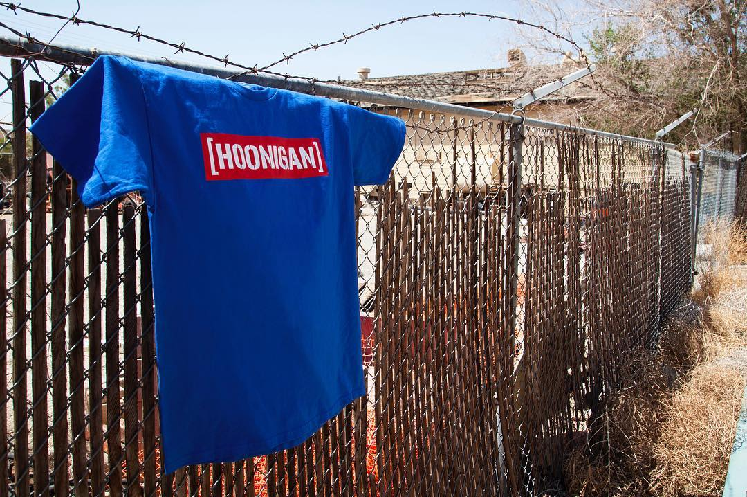 The all new Hot Box C Bar tee is now available at #HooniganDOTcom, click the link in our bio for easy access. #hoonigan