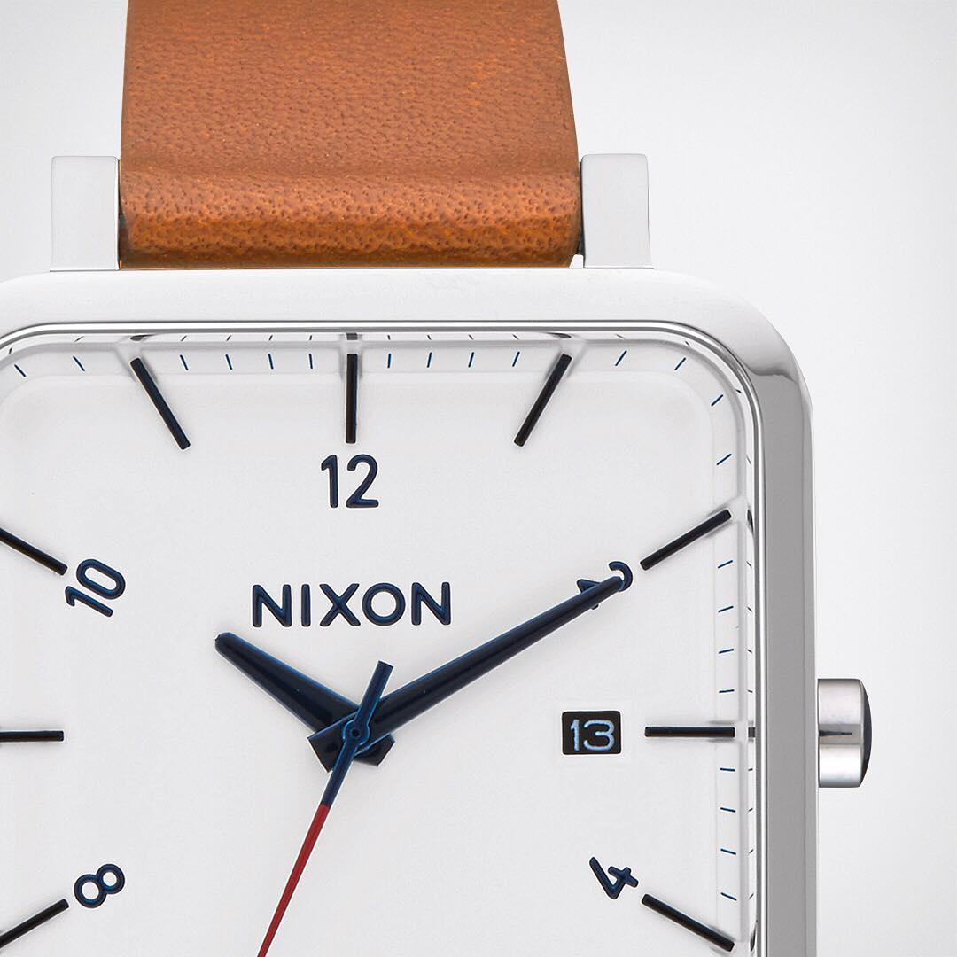 Low profile, high-design. The #Ragnar combines an inspired Danish design and distinct pops of color in a compact size. #Nixon