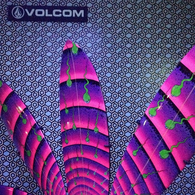 #preservethehorror por @mvarbaro #featuredartist #Volcom