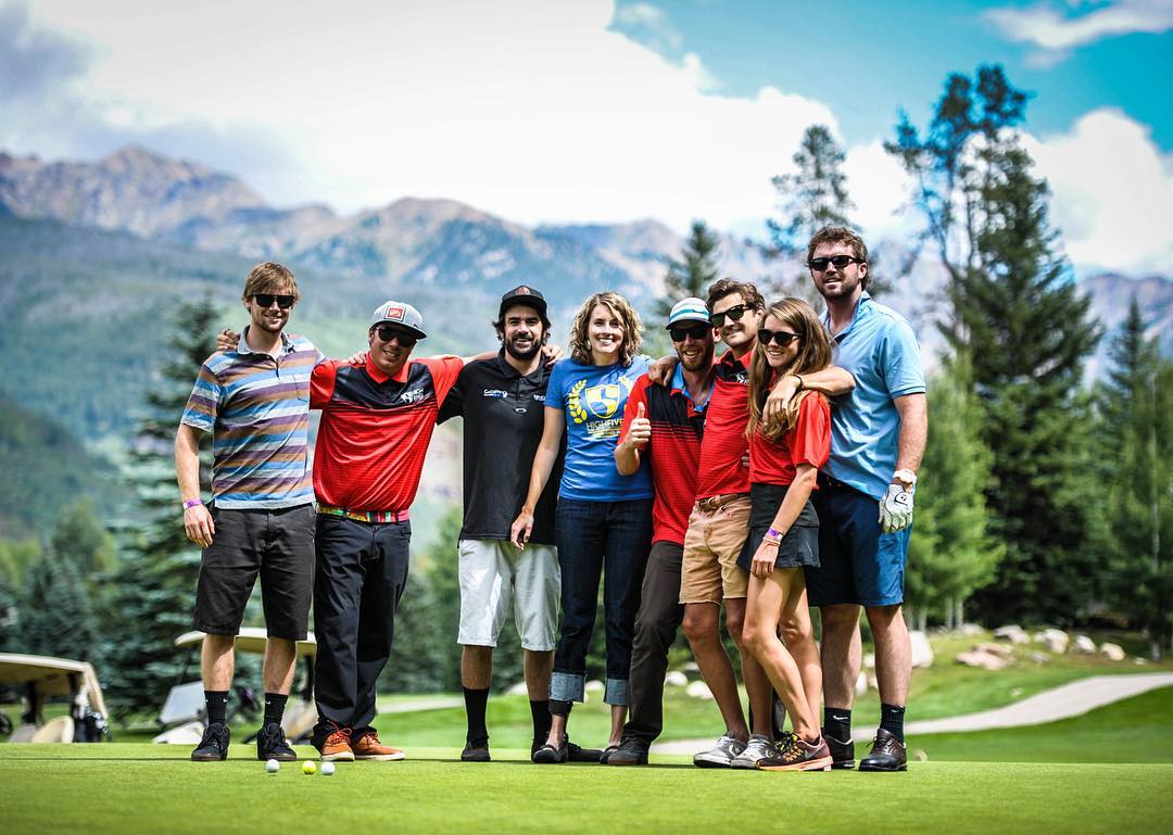 @hi5sfoundation 2nd Annual Colorado Charity Golf Tournament ----- August 30th ----- Copper Mountain ----- Sign up at cogolf.highfivesfoundation.org ----- Please join us if you can, this event is so much fun, and supports a great nonprofit. #hi5...
