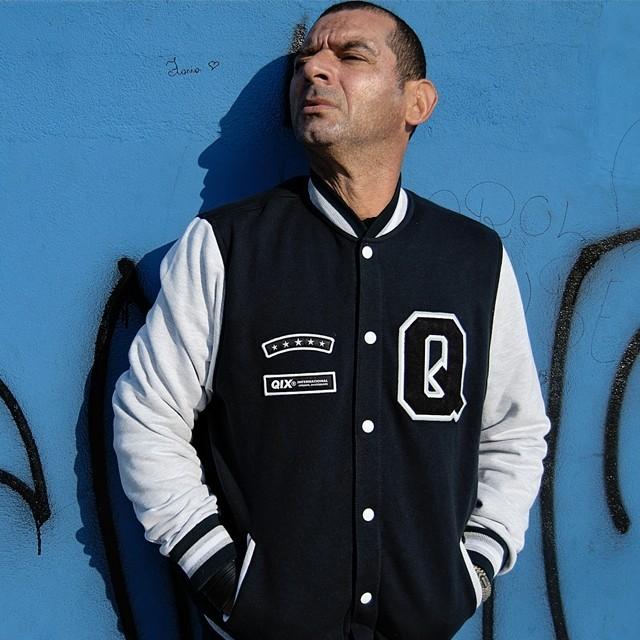 "@marcoscunharibeiro ""Et"" já garantiu o seu College #qix! Foto: Giovanni Sacco College Traditional - LOJAQIX.COM.BR #qix #qixskate #streetwear"