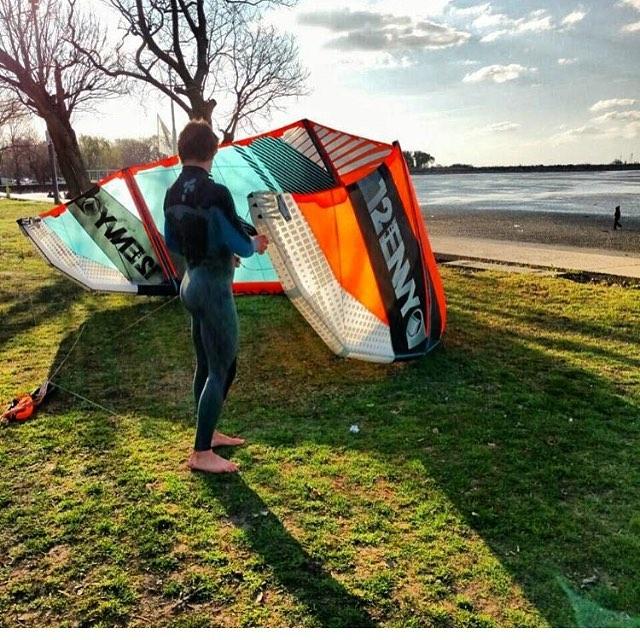 Tardes de kite ✌