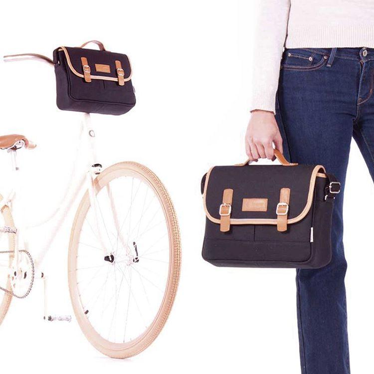 Modelo Coghlan. Un Bolso para tu Bici y un Bolso para Vos. #bikelifestyle #accesorios #produccion #local