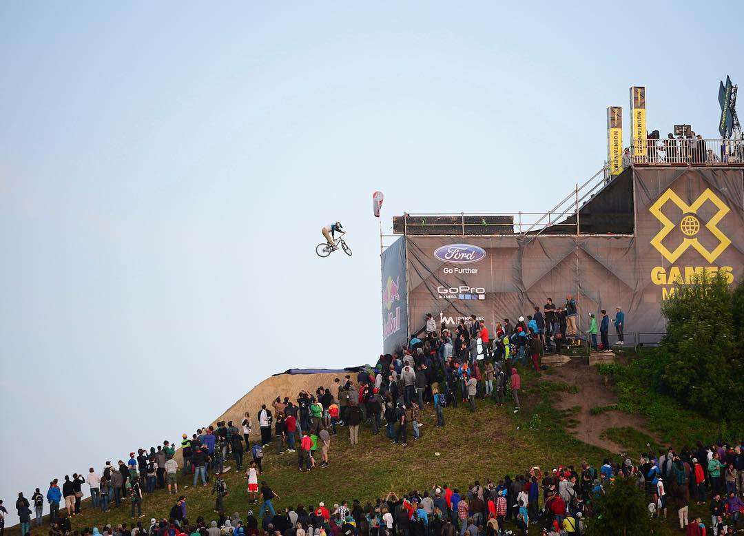 Congratulations on an incredible Slopestyle career, @CamZink! (