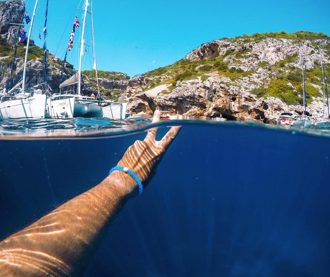 Sometimes you need to dive deep to find perspective #livelokai