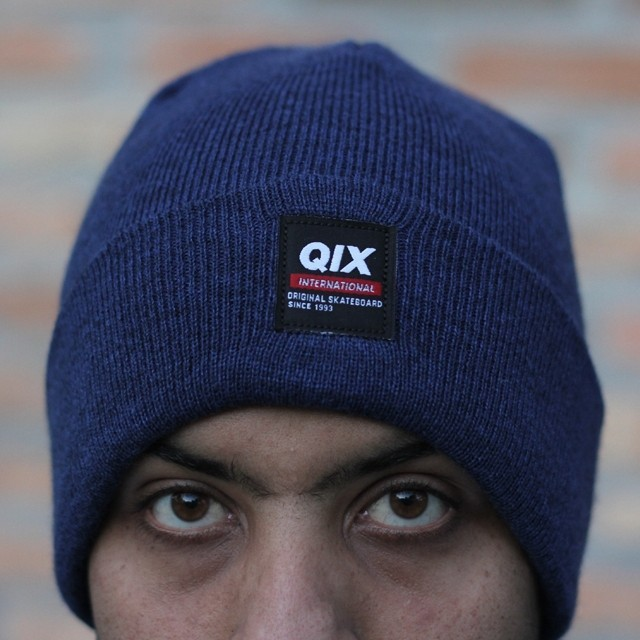 A touca não pode faltar nos rolês de inverno. Touca QIX - LOJAQIX.COM.BR #qix #qixskate #streetwear