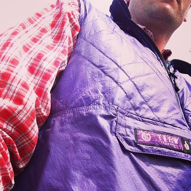 F14 Polar Vestige is a slick #vest utilizing #Primaloft insulation. #comingsoon #versatility #corewarmth