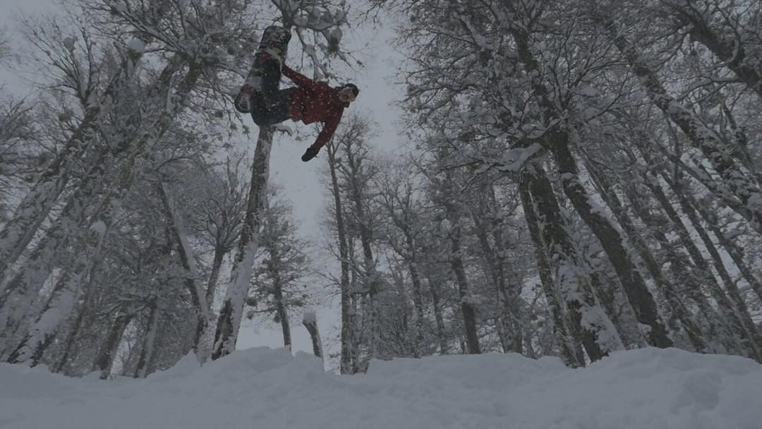 De un spine en el bosque salió este Backflip method.  @gastonstocker
