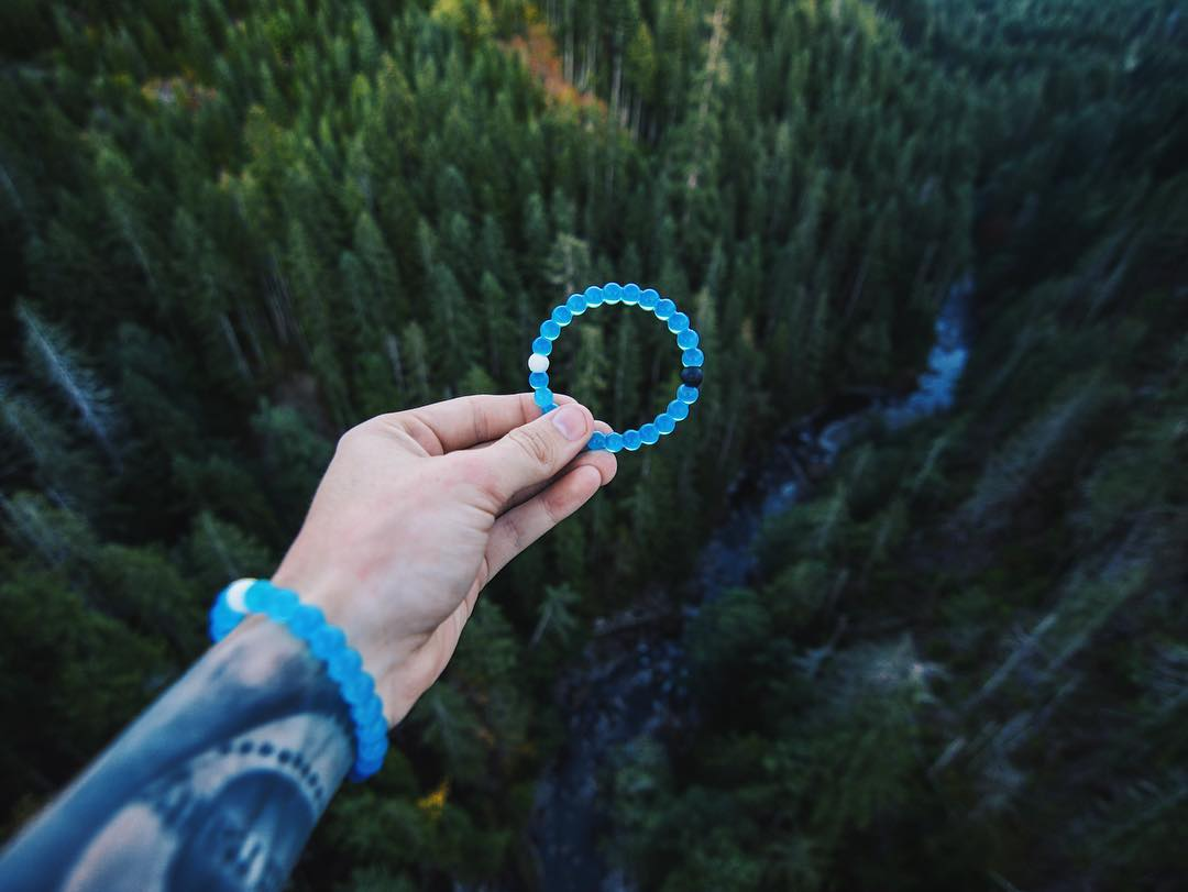 Be above what's around you #livelokai