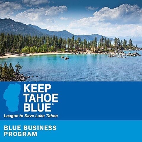 We're excited to be part of @keeptahoeblue Blue Business Program. Check out there post and more info on their website soon! #keeptahoeblue  #risedesigns #risedesigntahoe #welovewherewelive #tahoesouth