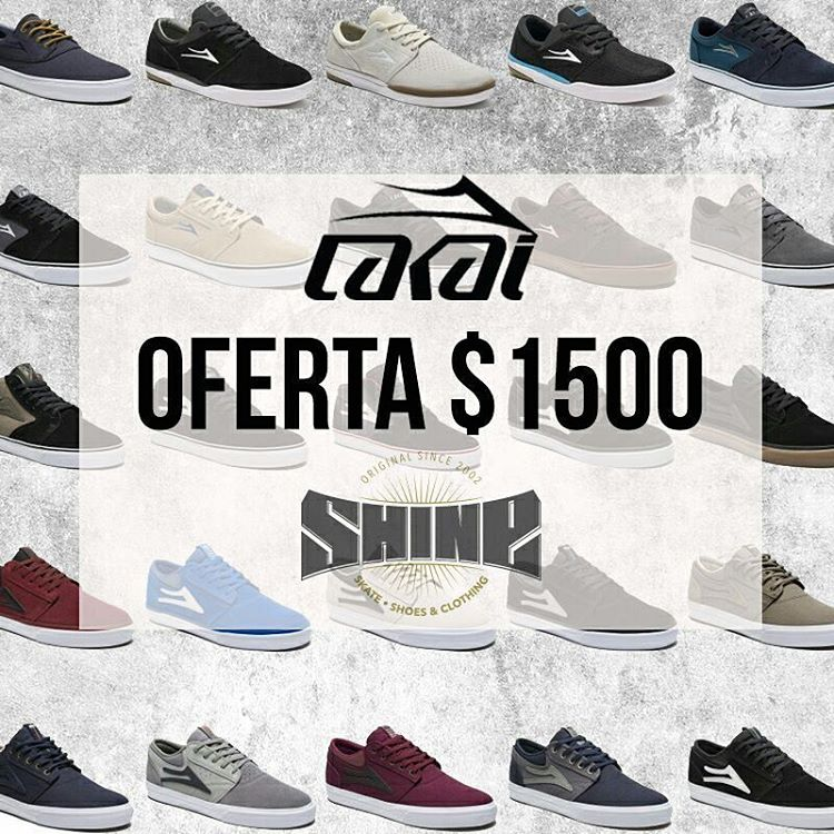 Otra #OFERTA #lakaiargentina 10 modelos disponibles!! Solo en #AvStaFe4096 #galeriaplazaitalia